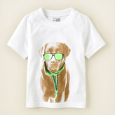 Children's Place Cool dog graphic tee