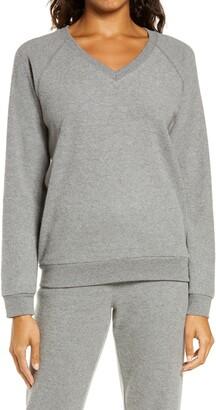 PJ Salvage Thermal V-Neck Pullover