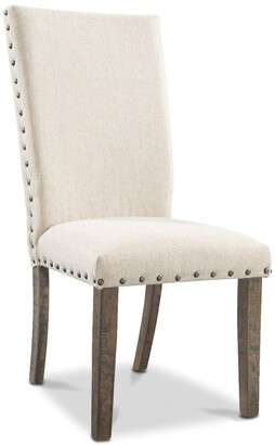 Apt2B Mariposa Dining Chair CREAM/NATURAL - SET OF 2