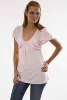 Bailey 44 Taming the Tycoon Top in Blush