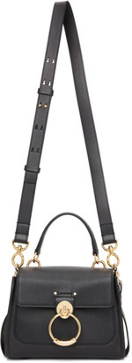 Chloé Black Mini Tess Day Bag