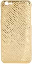 La Mela Luxury Handmade In Italy Cobra 18kt Gold Plated Iphone 6 Case