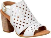Børn Women's Havana Slingback - Bianco Full Grain Leather Cage Shoes