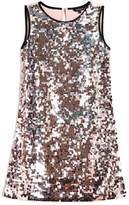 GUESS Sequin Dress (7-16)
