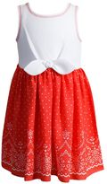 Youngland Girls 4-6x Bandana Fashion Dress