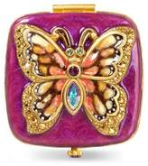 Jay Strongwater Butterfly Compact