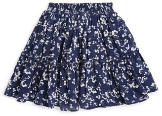 Ralph Lauren Kids Tiered Skirt (2-4 Years)