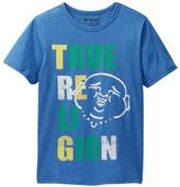 True Religion Buddha Pop Tee (Big Boys)