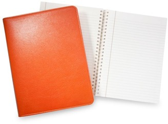 Graphic Image JS9 Refillable Leather Notebook