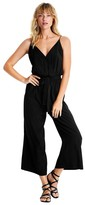 Seafolly Silk Wrap Front Jumpsuit