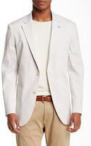 Tailorbyrd Tan Two Button Notch Lapel Sports Jacket