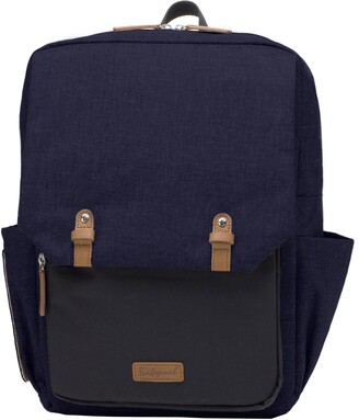 Babymel George Canvas Diaper Backpack