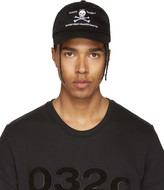 032c Black Pyrate Society Cap