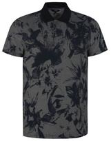 George Tropical Print Polo Shirt