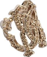 Roberto Cavalli Signature RC ring