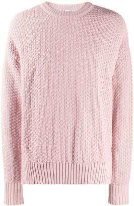 Ami Oversize crew neck Sweater