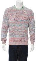 Kenzo Rib Knit Logo Sweater