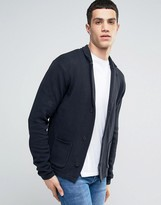 Casual Friday Knitted Blazer