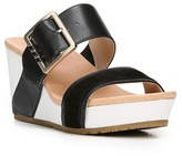 Dr. Scholl's Women's Original Collection Frill Wedge Sandal