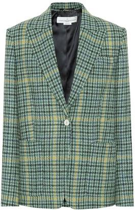 Golden Goose Checked wool blazer