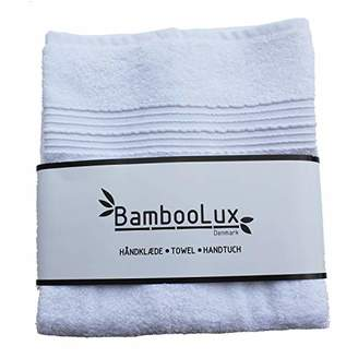 m-kids Bamboo Towel, White