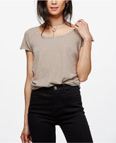 Free People May Scoop-Neck T-Shirt