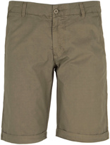 Woolrich Beige Turn Up Shorts