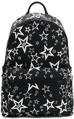 Dolce & Gabbana Star Print Backpack