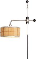 Rejuvenation Gilbert Rohde Floor Lamp w/ Drum Shade