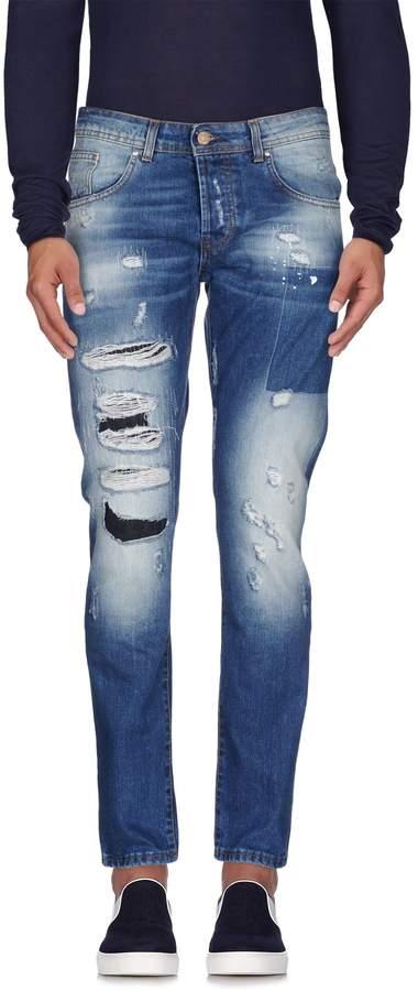 Takeshy Kurosawa Denim pants - Item 42540794
