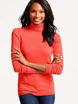 Talbots The Perfect Turtleneck