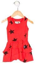 Nununu Girls' Printed A-Line Dress