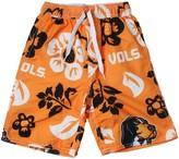 Trunks Unbranded Preschool Wes & Willy Orange Tennessee Volunteers Floral Swim