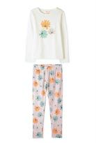 Country Road Tropical Leaf Pyjamas