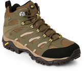 Merrell Olive Moab Mid Waterproof Hiking Boots