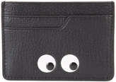 Anya Hindmarch Eyes wallet - women - Calf Leather/Leather - One Size