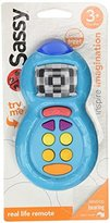 Sassy Real Life Remote Developmental Toy by