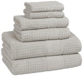 Kassatex Hammam Cotton 6-Pc. Textured Terry Towel Set