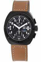 Montres de Luxe Men's TH7001 BLK TAN Automatic Day/Date Watch