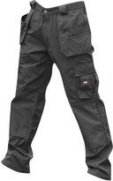 Lee Cooper Mens Holster Pocket Workwear Trousers