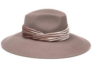 Eugenia Kim Emmanuelle Wool Wide Brim Fedora Hat