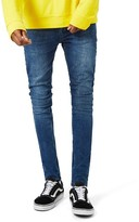 Topman Men's Super Spray On Skinny Fit Jeans