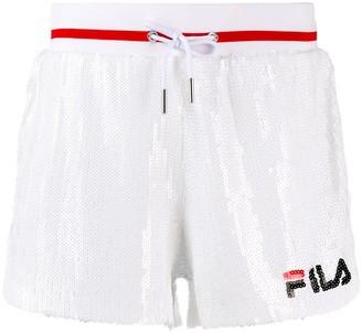 Fila Drawstring Logo Shorts