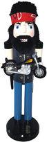 Asstd National Brand 14 Biker Nutcracker