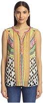 Hale Bob Women's Sleeveless Tunic