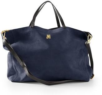 Mark & Graham Italian Suede Handbag