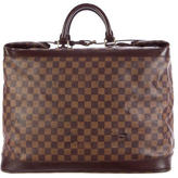 Louis Vuitton Damier Grimaud Luggage