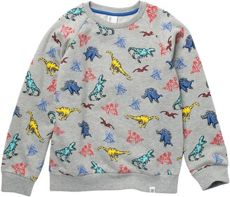 Sovereign Code Bryson Printed Sweatshirt