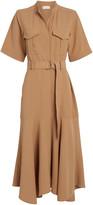 A.L.C. Emma Belted Shirt Dress