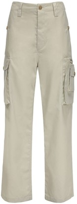 Maryam Nassir Zadeh Summit Cotton Canvas Cargo Pants
